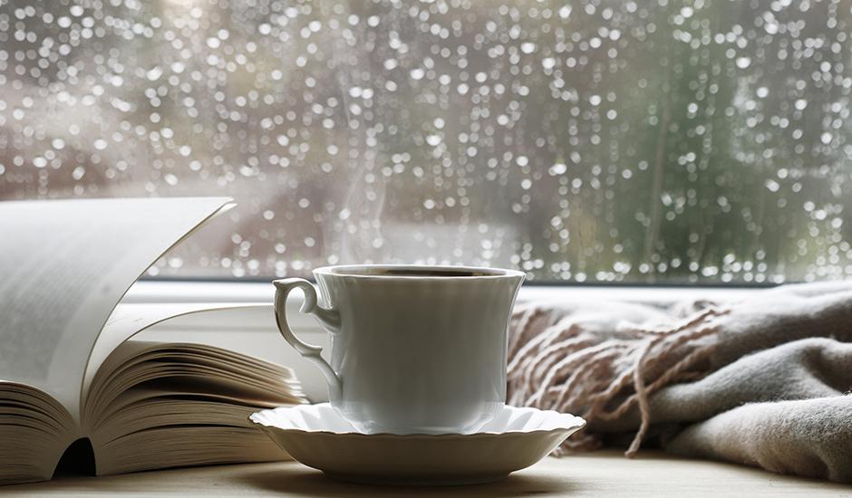 梅雨の時期を楽しく