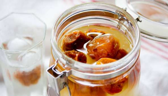 梅シロップの作り方