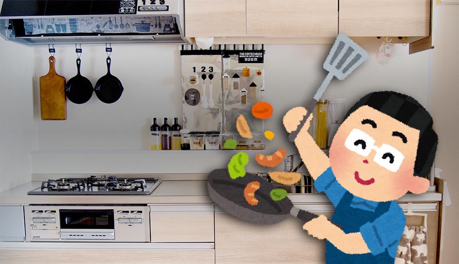 一人暮らし歴10年の料理男子が、包丁を握るのも初めてレベルの超初心者向けレシピを紹介します
