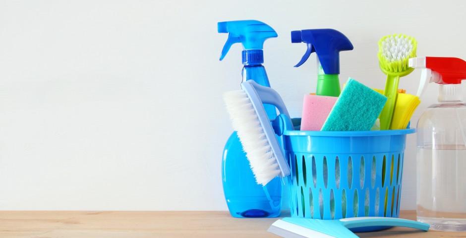 掃除の時短アイデア