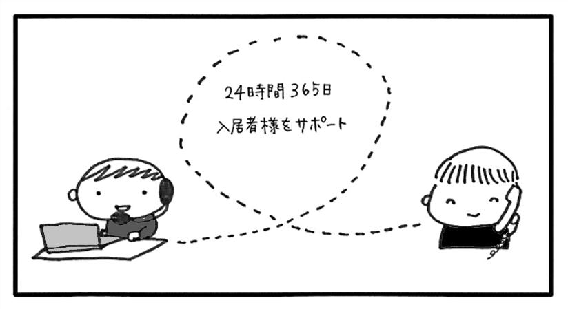 コールセンター編