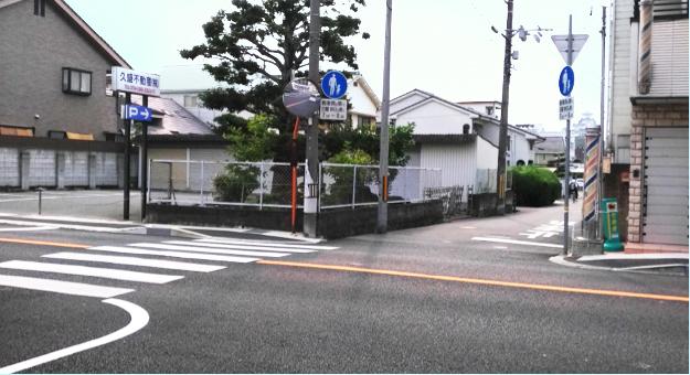 姫路城西側散歩コース5