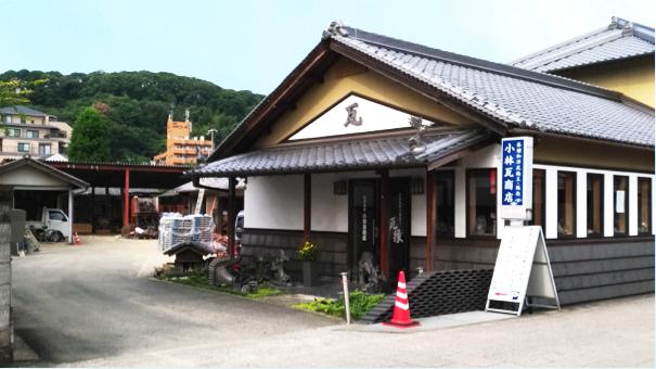 姫路城西側散歩コース9