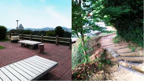 姫路城西側散歩コース15