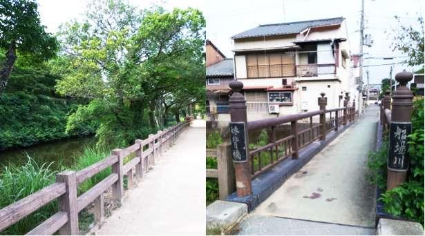 姫路城西側散歩コース19