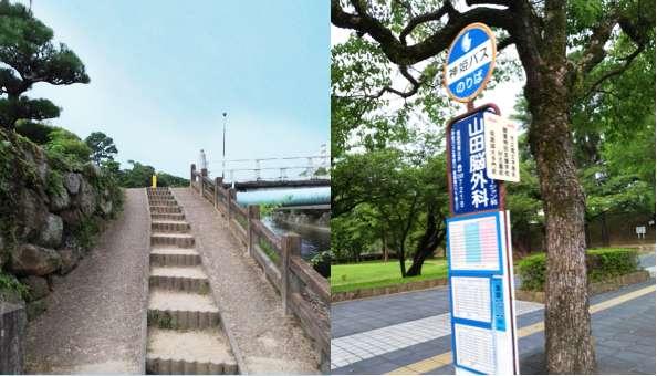 姫路城西側散歩コース20
