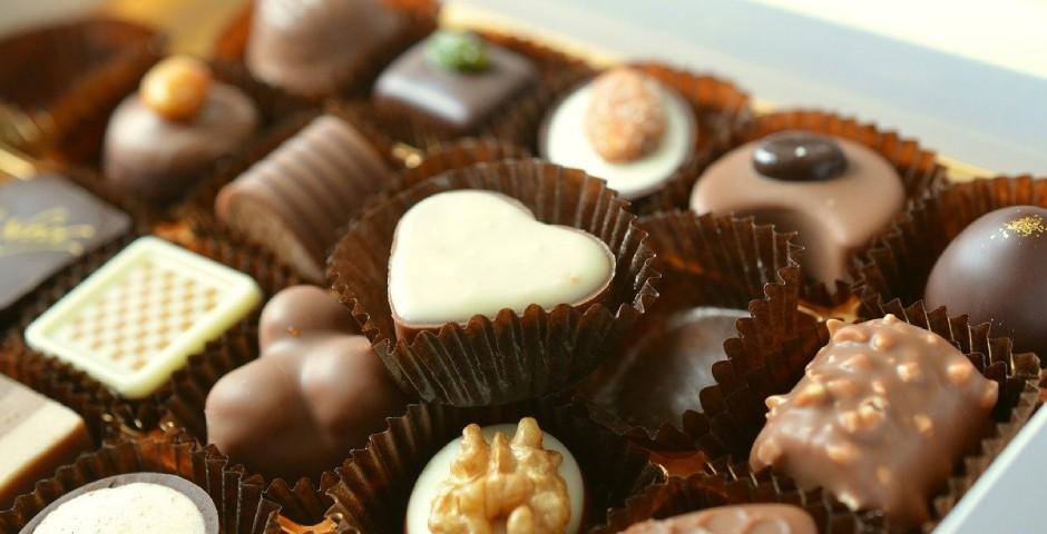 甘味が強くまろやかなチョコレート