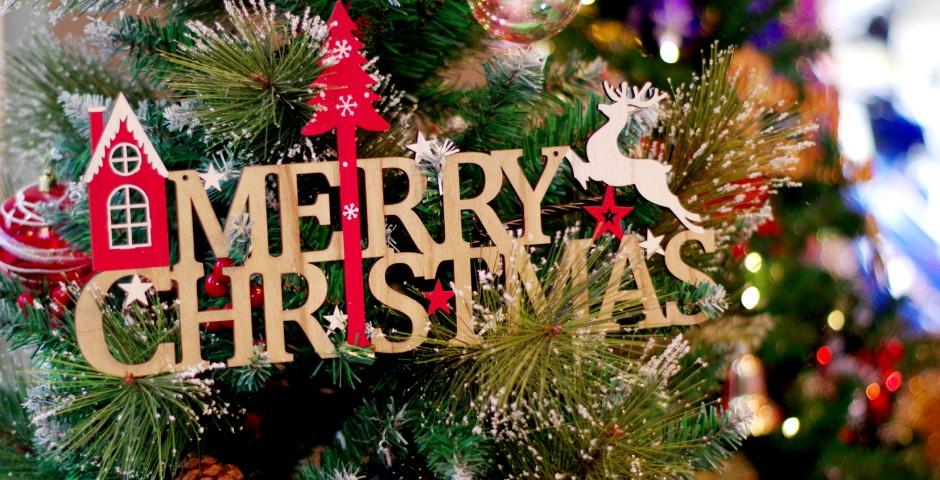 クリスマスツリーの基本的な飾り方