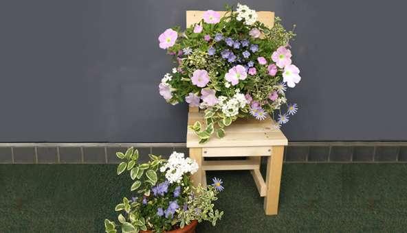 DIYミニ椅子
