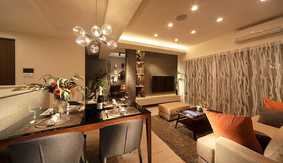 部屋の目的に合った照明の選び方で快適空間を実現!お部屋を変える光の演出