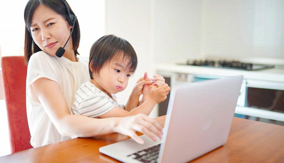 なんとかなる!幼児と一緒に在宅勤務を乗り切る方法&スケジュール例