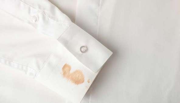 シミ抜きシャツ